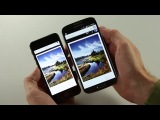 Сравнение iPhone 5s и Samsung Galaxy S4